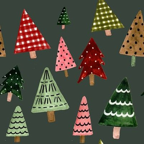 """8"""" Holiday Pines  // Lunar Green"""