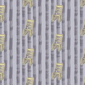 Rocking Chair Stripe | Bee Dance