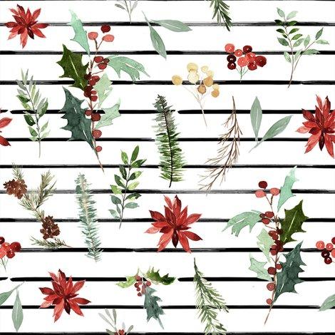 Rfestive_foliage_thin_black_stripes_shop_preview