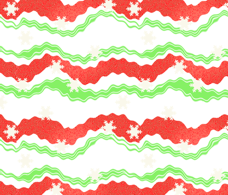Snow fabric by danny's_remake_remodel on Spoonflower - custom fabric