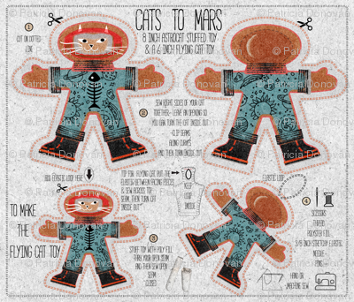 CATs To MARs