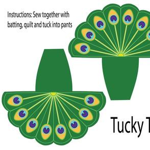 Tucky Tail Peacock