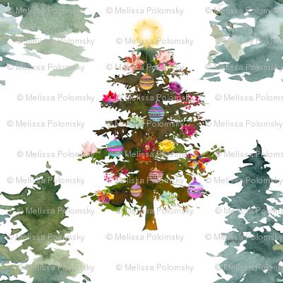 The Loveliest Christmas Tree