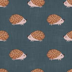 hedgehog-blue