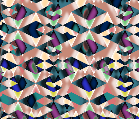 Satin weave, 2030z16 fabric by doremiarts on Spoonflower - custom fabric