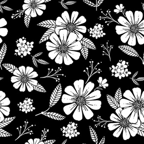 Daisy Black-Large