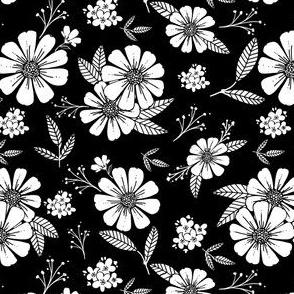 Disty-Daisy Black