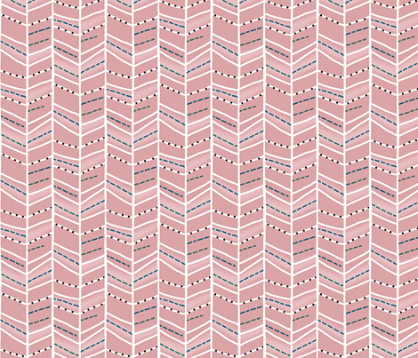Friend Weathered Fair  fabric by franbail on Spoonflower - custom fabric