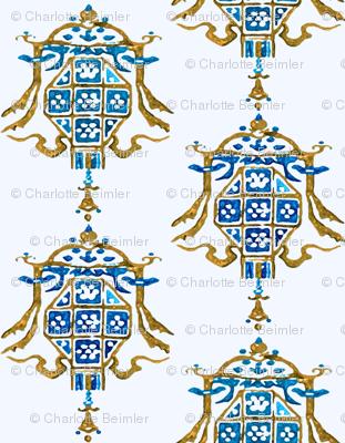 lantern pattern 3