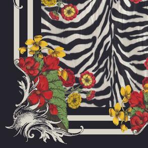 Zebra Zinnia