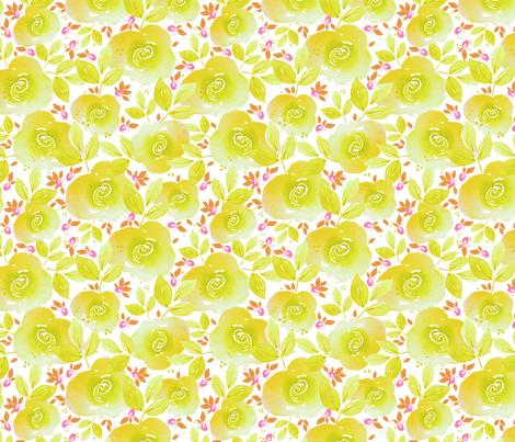 Rose_garden_4 fabric by alex_blud on Spoonflower - custom fabric