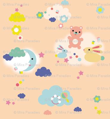 friendly toy sky