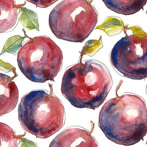 Big juicy plums!