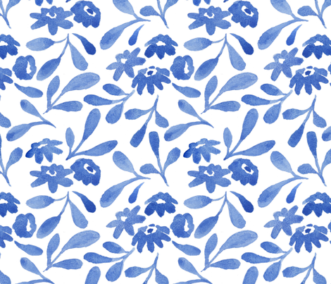 chinois fabric by charlotte_lorge on Spoonflower - custom fabric