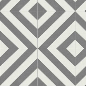 Gray Zag Tile
