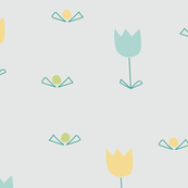 Little Windmills - Tulips