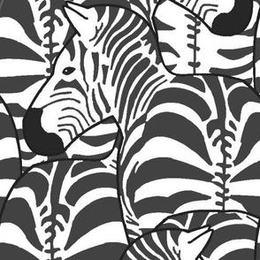Zillions of zebras (upright)