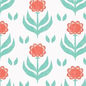 Les Fleurs Simples