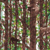 Rrrrred-pandas-snow-leopards-playing-in-the-trees-by-kedoki-48-inch_shop_thumb
