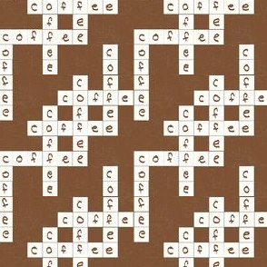Coffee Crossword, Latte Edition