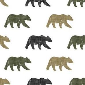 multi bears -  camo C2