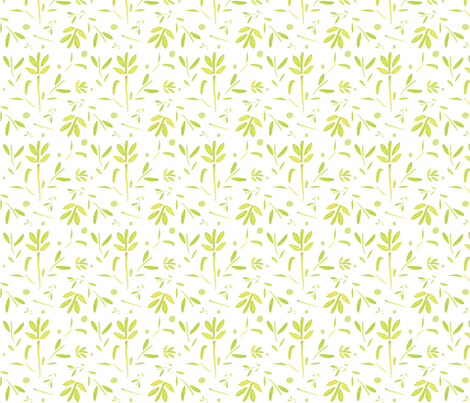 lavender comp white large fabric by rachaelkingdesigns on Spoonflower - custom fabric