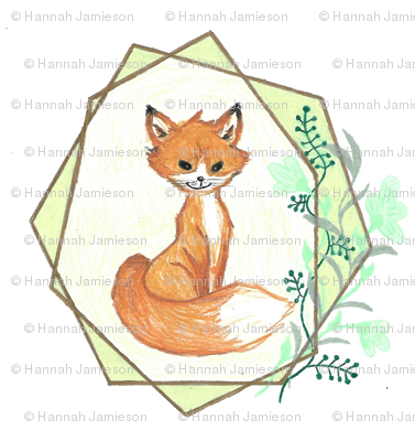 Geometric Fox Halo
