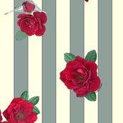 Rred-rosebuds-roses-on-gray-cream-stripes_shop_thumb