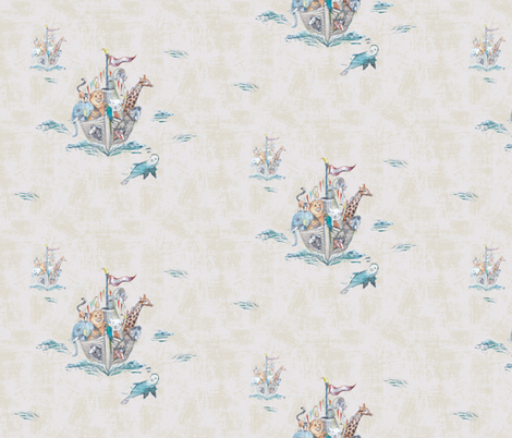 ARK fabric by fire_mountain_designs on Spoonflower - custom fabric