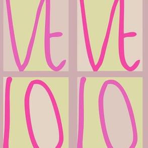 pop love_pinks