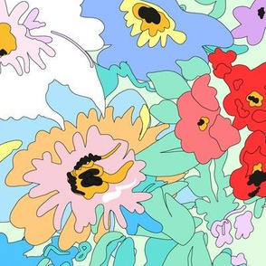 Floralicking Jumbo Scale (Summertime)