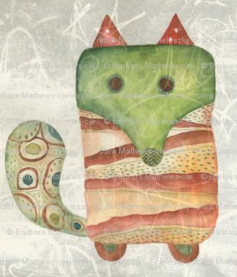 Children character Fox