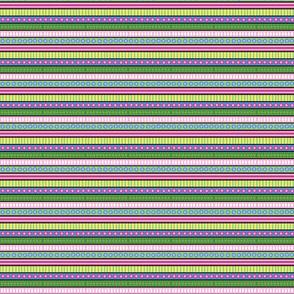 Bright Winter Stripes