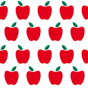 Red apples mod