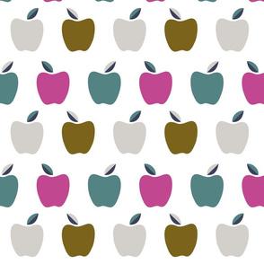 Colour Apples