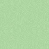 Simple Leaf Wave Pattern - Light Green-11