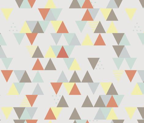 Baby Bunting fabric by meredith_watson on Spoonflower - custom fabric