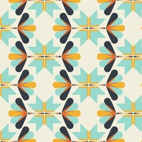Dakota Retro - Pattern 1