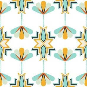Dakota Retro - Pattern 2