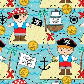boy pirates