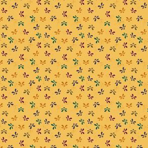 Fleur de Lu-Coordinating  Pattern