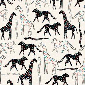 Confetti Safari