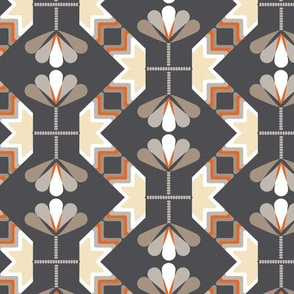 Dakota Retro - Pattern 3