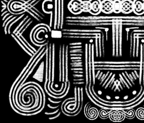 Untitled_Artwork fabric by nancynoreth on Spoonflower - custom fabric
