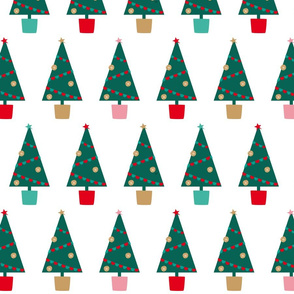 Christmas tree Xmas tree festive santa