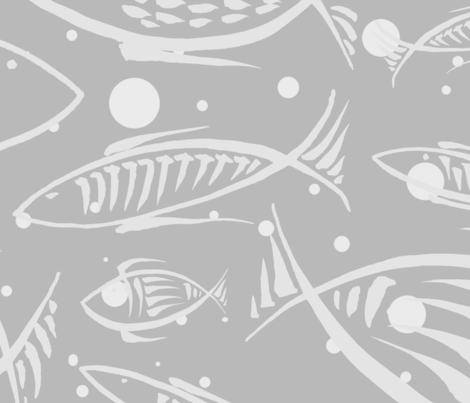 fishes dream fabric by chicca_besso on Spoonflower - custom fabric