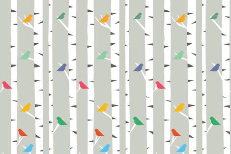 Nesting Place fabric by erijoyjoy on Spoonflower - custom fabric