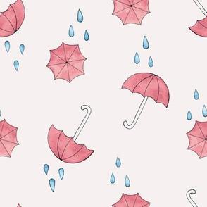 Rainy Season Umbrellas