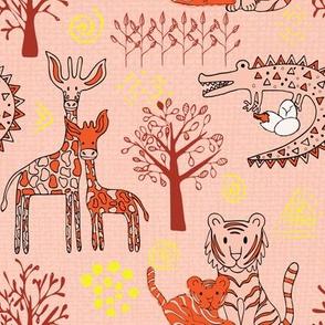 Safari Mamas