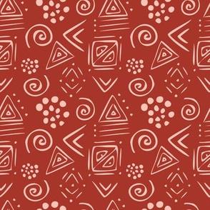 Safari Mama Compliment - Red